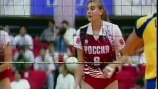 1996 Volleyball World Grand Prix: Brazil 3x1 Russia