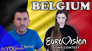 Belgium in Eurovision: All songs from 1956-2018 (REACTION)