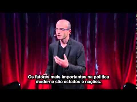 Yuval Noah Harari: Por que os humanos lideram o mundo? - TED Talks (Legendado)