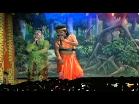 Tembang - Sandiwara - DWI WARNA -Raden Kosim Vs Ella - Nona Manis ( Arya Production )
