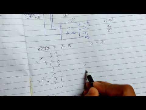 Decoder | 3:8 using 2:4 | 4:16 using 3:8