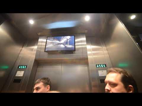 Moszkvai lift  - Ostankino TV Tower Lift (ThyssenKrupp) - Moscow