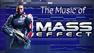 """Uncharted Worlds"" From Mass Effect 