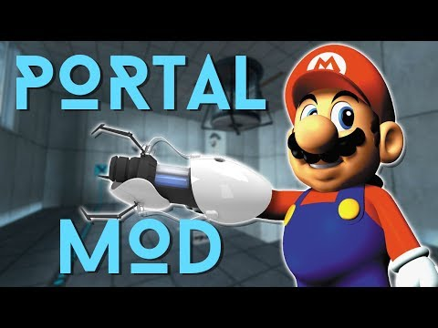 Portal Mario 64 (N64) - Game Download | GO GO Free Games