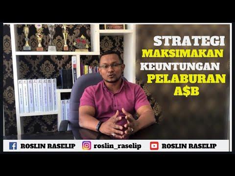 Roslin Raselip -  ASB : Tips Tambahkan keuntungan Pelaburan ASB Anda ( Teknik 1 )