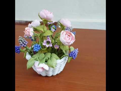 J.C Çiçek Sepeti Pembe Gül