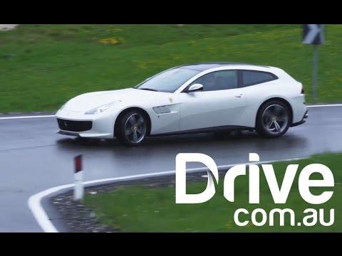 2016 Ferrari GTC4Lusso First Drive Review   Drive.com.au
