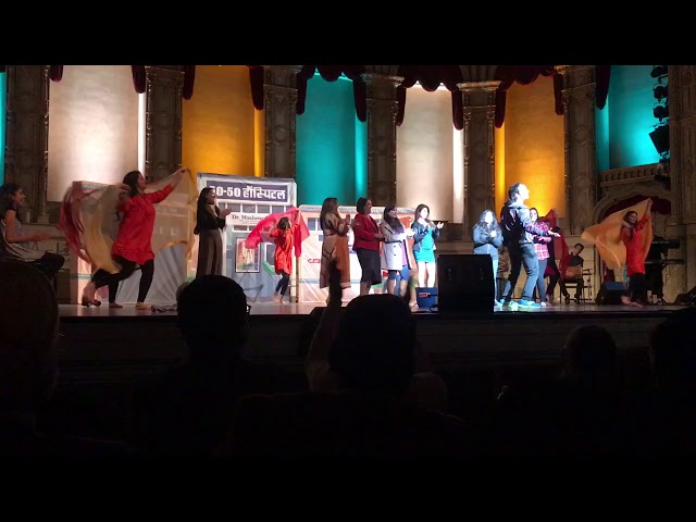 DWF preforming with Gulshan Grover in Vancouver, Canada | Dance with Filme