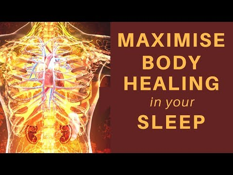 HEAL while you SLEEP ★ Manifest Full Body Healing ★ Influence Cells ★ Guided Meditation