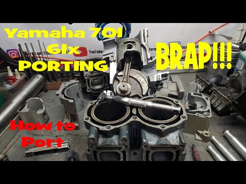 YAMAHA SUPERJET 701 61X EXHAUST MANIFOLD GASKET