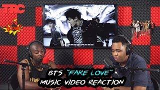 "BTS ""Fake Love"" Music Video Reaction *AMAZING BOY BAND*"