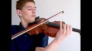 Ottocar Novacek - Perpetuum mobile [Violin and Piano)