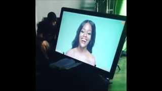 Azealia Banks - WALLACE (Behind The Scenes)