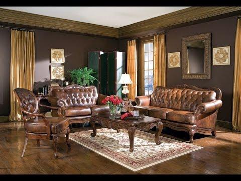 brown living room furniture ideas