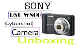 Review of Sony Cybershot DSC-W800