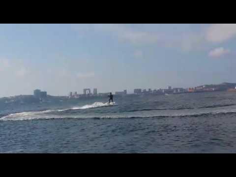 """Jet surf Vladivostok  2015 Island """"Russia"""""""