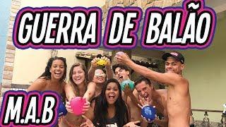 M.A.B - 5° PROVA E A CASA ESTA EM PAZ !!! thumbnail