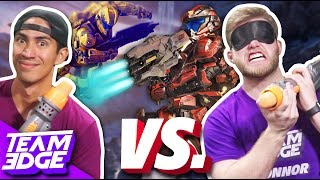 Blindfold RPG Arena Challenge! | Halo 5: Guardians