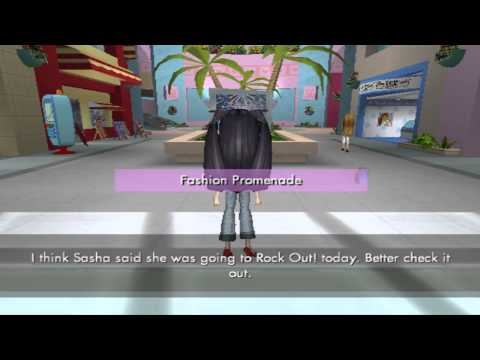 Bratz  Forever Diamondz Game GC Gameplay Part 1