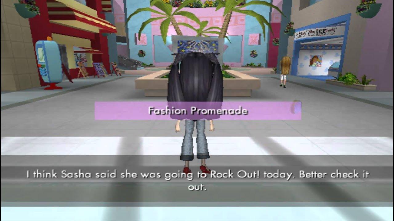 Bratz Forever Diamondz Game Gc Gameplay Part 1 Youtube