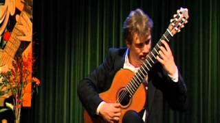Johann Kaspar Mertz - Elegie by Sanel Redzic (1080p - HD)