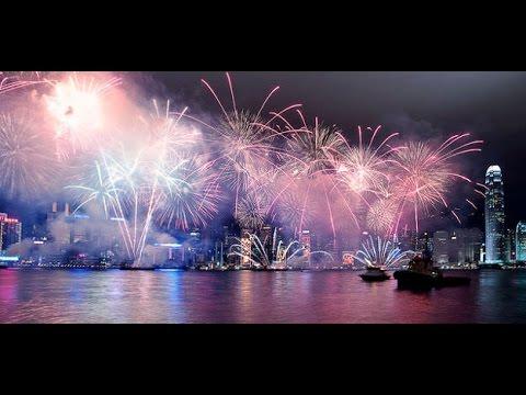 china hong kong chinese new year fireworks 2017 - Chinese New Year Fireworks