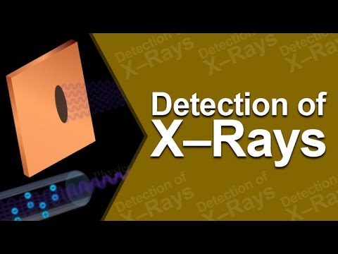 Detection of X–rays
