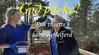 Helse Og Velferd ønskjer Deg God Påske!