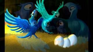 Rio - Blu & Jewel - Christ The Redeemer