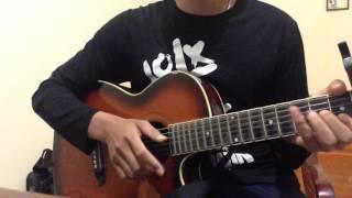 Hoa sữa mùa thu (cover guitar)- Đinh Mạnh Ninh