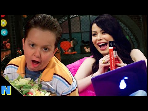 Thumbnail: Top 8 Dirty Jokes in iCarly