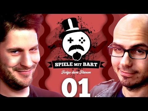 Spiele mit Bart mit Simon & Gregor #001 | Project Scissors: NightCry