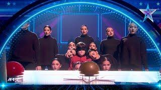 Llegan la FINAL bailando contra una ENFERMEDAD RARA | Semifinal 3 | Got Talent España 5 (2019)