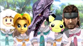 Results of Super Smash Bros. Ultimate trailer in a nutshell