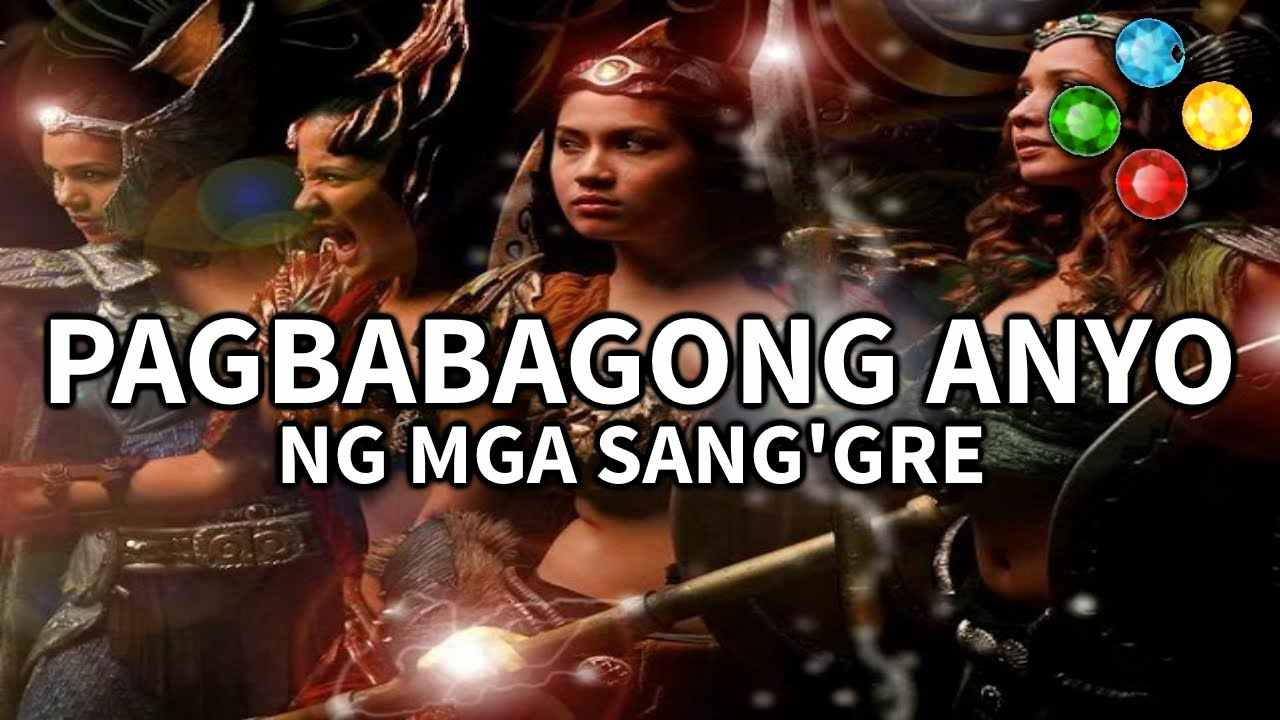 Download Encantadia: Sang'gre Transformations