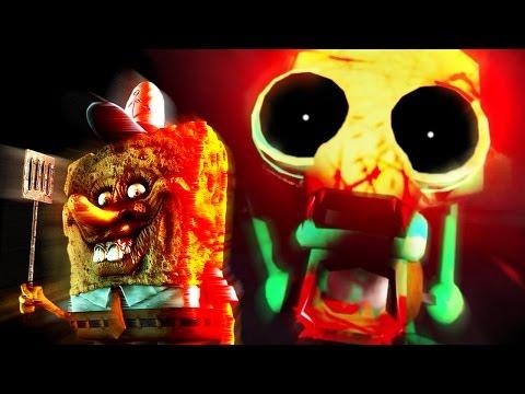 SPONGEBOB IS WATCHING YOU...   Five Nights at the Chum Bucket - Part 2