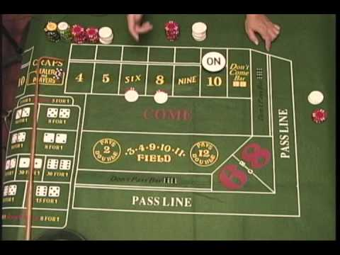 Craps where to place odds bet