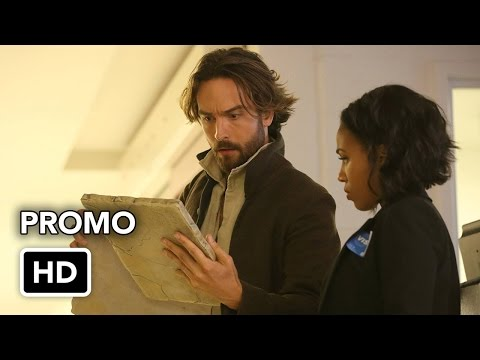 "Sleepy Hollow 3x02 Promo ""Whispers in the Dark"" (HD)"