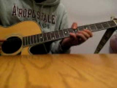 beyonce sweet dreams acoustic guitar cover - YouTube