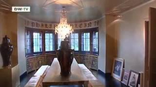 Landhaus mit Überraschungen: Die Villa des deutschen Designers Philipp Plein | euromaxx