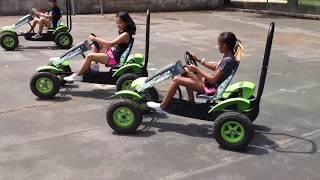 HPC Pedal Cars