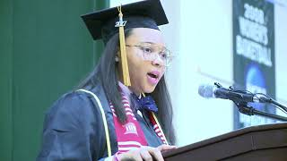 Dajae Williams | Missouri S&T Commencement Speech 2017