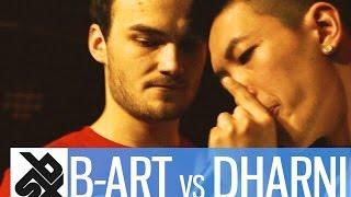 b art vs dharni   grand beatbox 7 to smoke battle 2016   battle 10