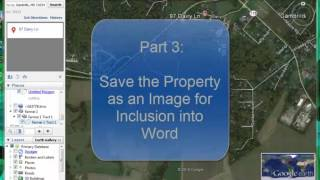 QGIS Lesson 3 - Procedure to Install Google Earth to Draw Property Line and Field Boundaries