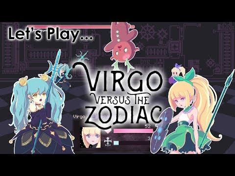 Let's Play: Virgo vs The Zodiac Demo