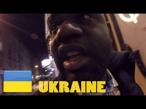 Is Lviv Ukraine A Good Place For Black People to Visit Part 2 (Black In Poland)