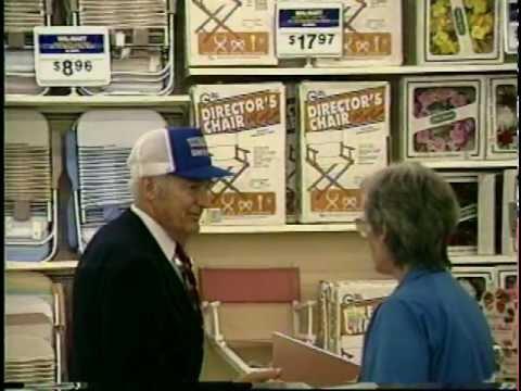 Walmart History 1950-1990