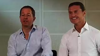 Brundle and Coulthard Q&A | Top Gear - Part 1