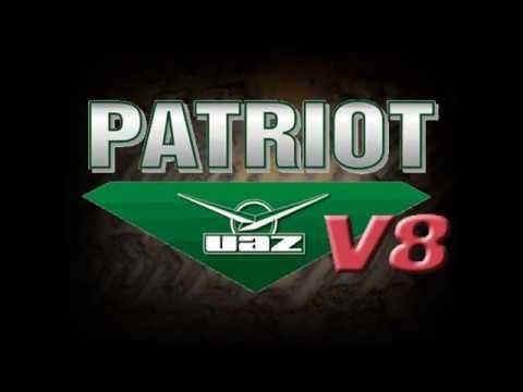 UAZ PATRIOT 3uz-fe 4.3литра 290л.с. АКПП-5