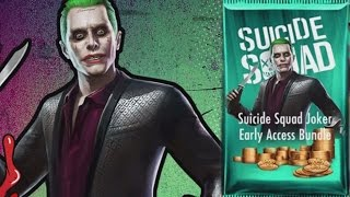 SUICIDE SQUAD THE JOKER | Injustice Gods Among Us (iOS/Android) Gameplay